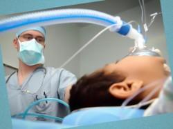 общий наркоз внутривенный многокомпонентная анестезия