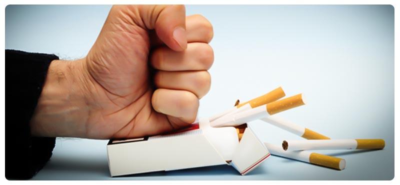 развитие табачной зависимости