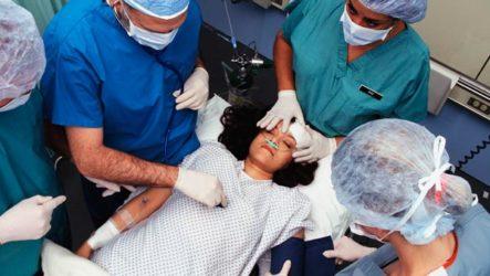 Экстренная анестезия