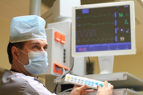 Осложнения при анестезии