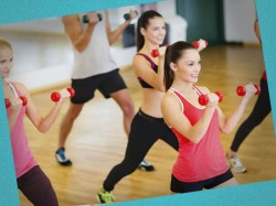 правильное питание физические упражнения