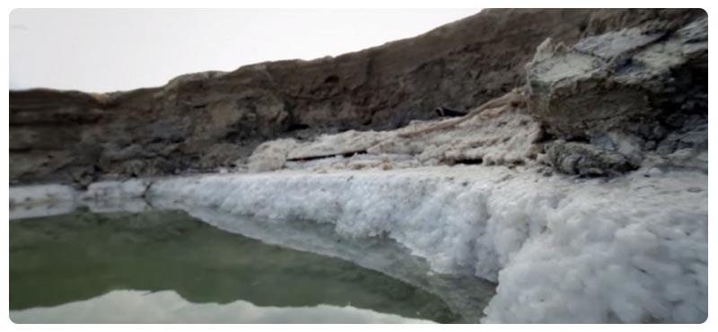 соль мертвого моря применение